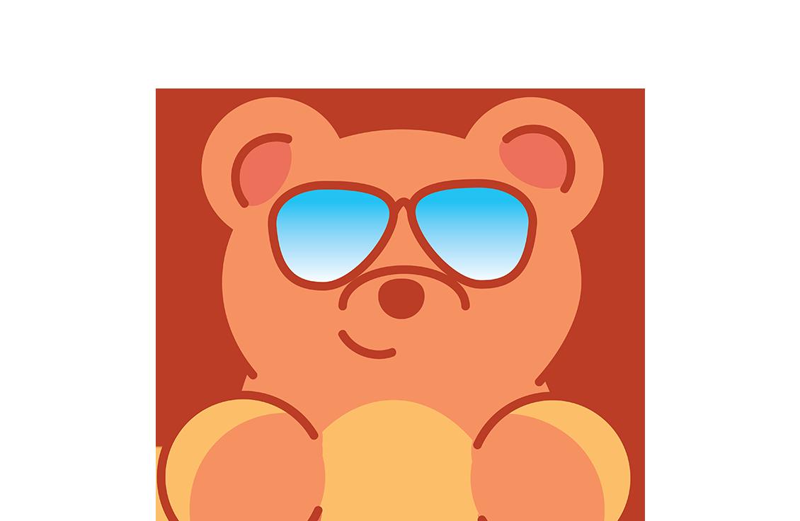 Day Bear (Energy/Focus/Pain/Mood/Immunity)